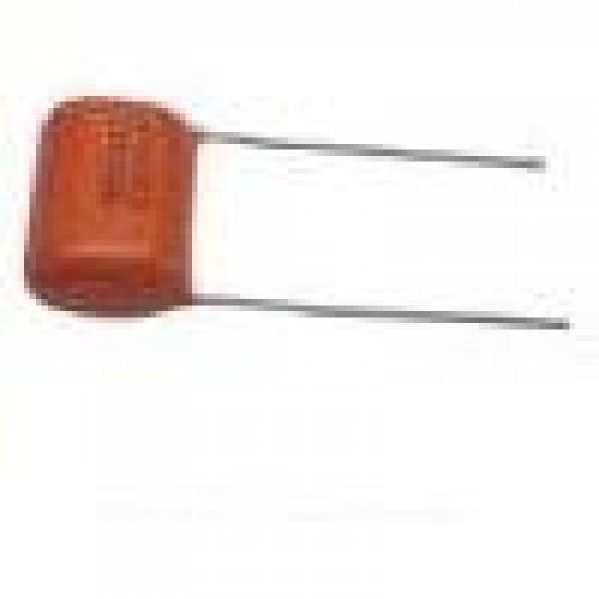 Capacitor De Poliester 2,2nF X 250V (222/2K2/0,0022uF)
