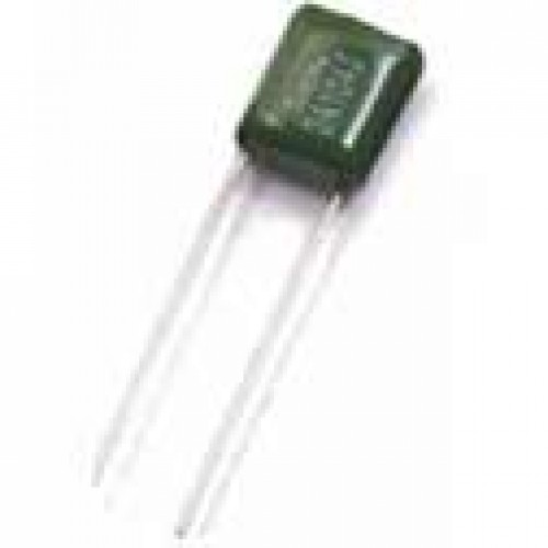 Capacitor Poliester CL11 100nF X 100V (104/100K/0,1uF)