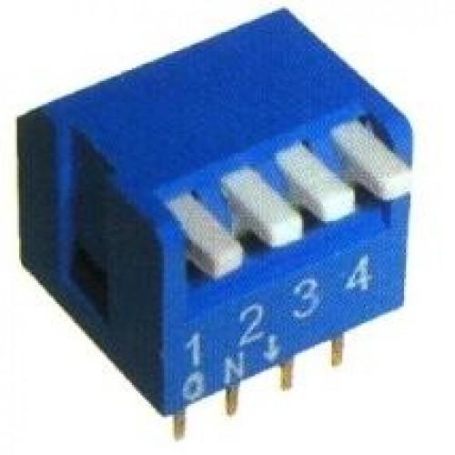 Chave Dip 4 Vias 90 Graus (KF1002-04)