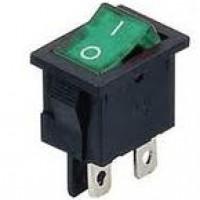 Chave Gangorra KCD1-104N Verde Com Neon