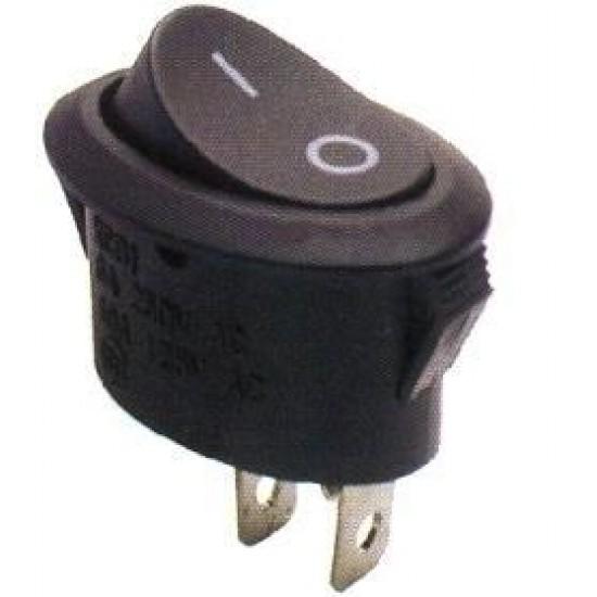 Chave Gangorra KCD1-115-101 Preta