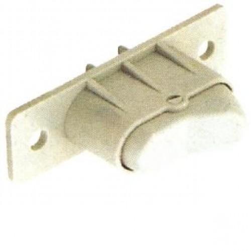 Chave Gangorra KCD7-101 Cinza 2 Terminais