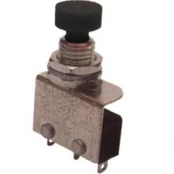 Chave Micro Switch KW11-3Z-1-105 Preto 3 Terminais