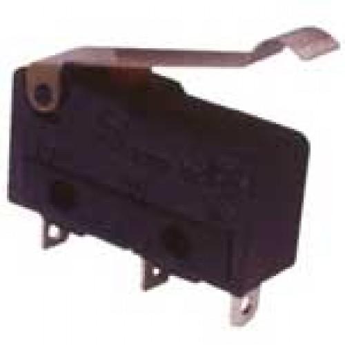 Chave Micro Switch KW11-3Z-3-3T Com Curva