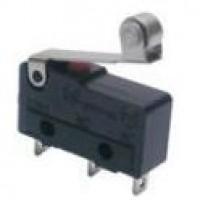 Chave Micro Switch KW11-3Z-5 3T - 17MM Com Roda