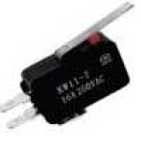 Chave Micro Switch KW11-7-3 3T 27mm