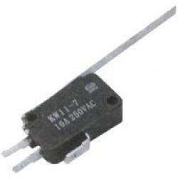 Chave Micro Switch KW11-7-3-3T - 60MM