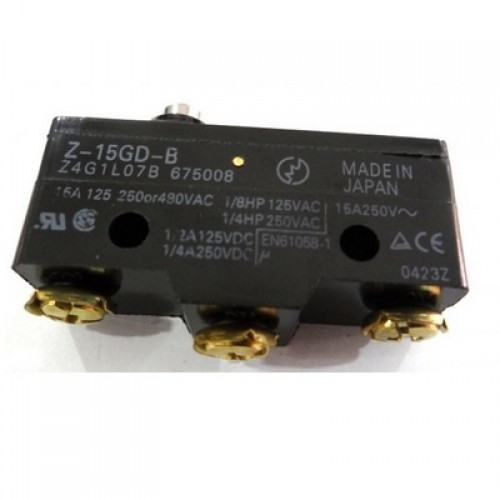 Chave Micro Switch KW15GD-B