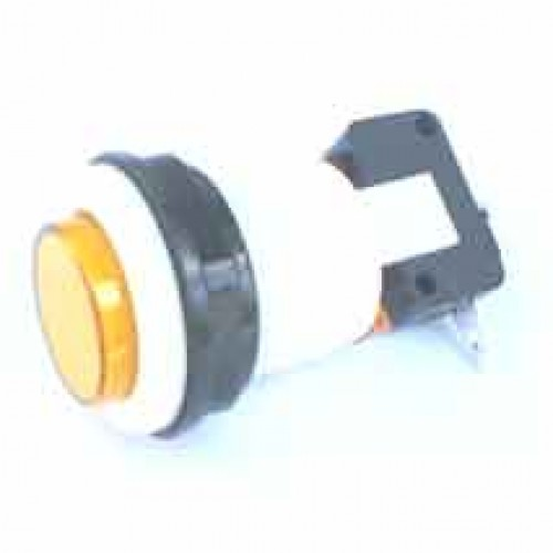 Chave PBS-29 Amarela (Tipo Push Button)