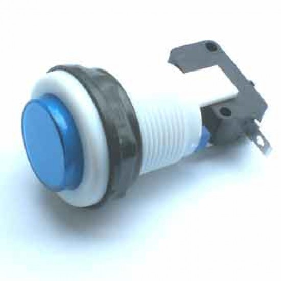 Chave PBS-29 Azul (Tipo Push Button)