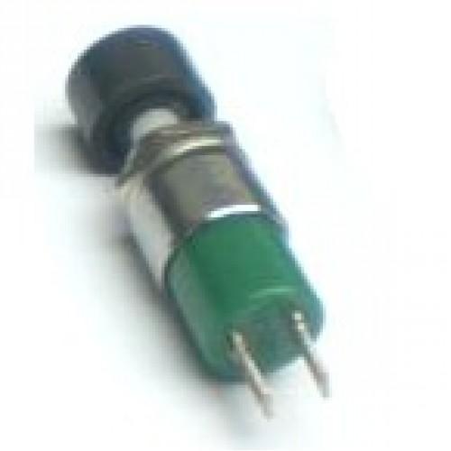 Chave Push Button DS-323 Preta