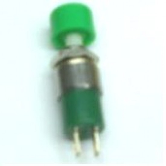 Chave Push Button DS-323 Verde