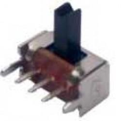 Chave SS-12D02G4 90 Graus 3 Terminais + 2 Fixação