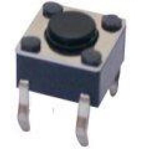 Chave Tactil 6x6x4,3mm 4 Terminais