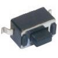 Chave Tactil 3x6x5mm 2T 180 Graus SMD