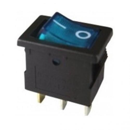 Chave Gangorra KCD1-102N Azul Com Neon