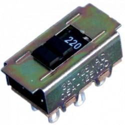 Chave HH 110/220 Grande Sem Aba Solda Fio Aste 1,3mm FK-214