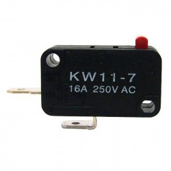 Chave Micro Switch KW11-7-5 2 Terminais NF