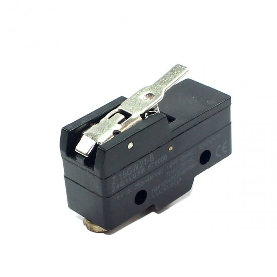 Chave Micro Switch KW-15GW21-B com aste