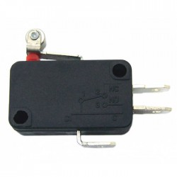 Chave Micro Switch KW11-7-2-3T 14MM Com Roda