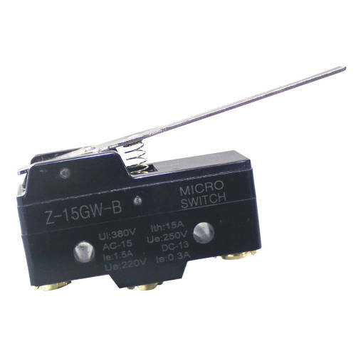 Chave Micro Switch KW-15GW-B com aste