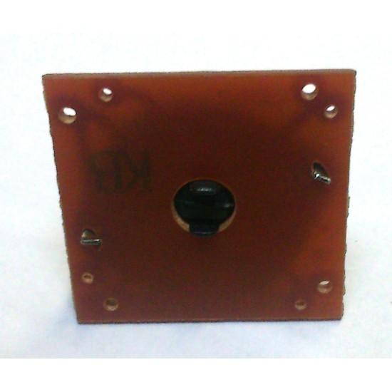 Chave Rotativa Metalica Fixacao Com Rosca (FK-403-1)