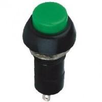 Chave PBS-11A Verde Com Trava (Tipo Push Button)