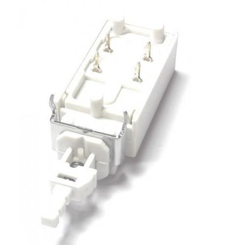 Chave Tecla KDC-A14-1 Com Trava 4 Terminais