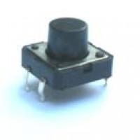 Chave Tactil 12x12x9,5mm 4 Terminais