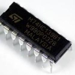 Circuito Integrado 74HC139