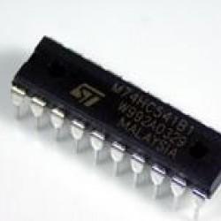 Circuito Integrado 74HC541
