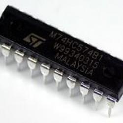 Circuito Integrado 74HC574