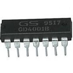 Circuito Integrado CD4001