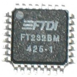 Circuito Integrado FT232BM (Chip Para USB)
