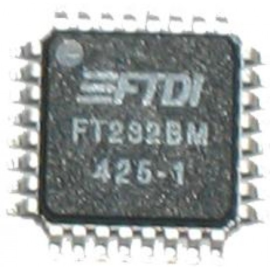 Circuito Integrado FT232BM (Chip Para USB)