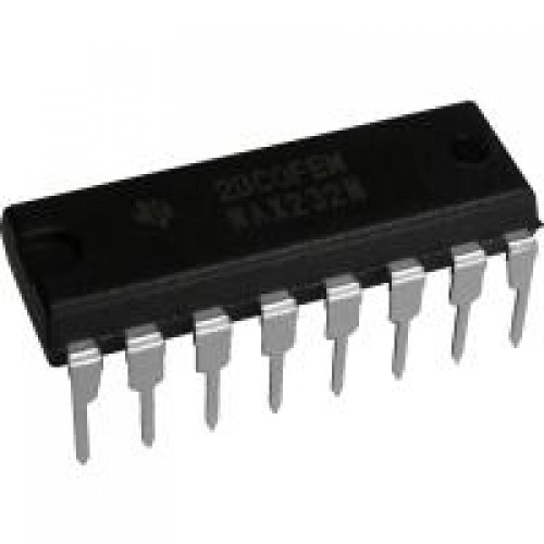 Circuito Integrado MAX232 (ICL232, HIN232)