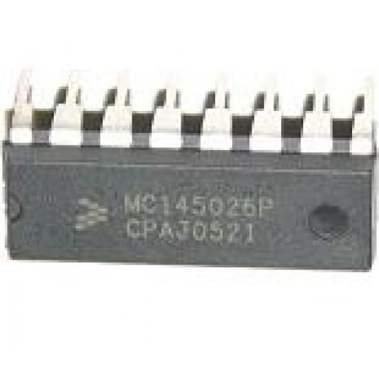 Circuito Integrado MC145026
