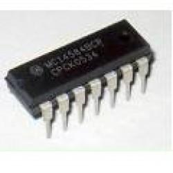 Circuito Integrado MC14584BCPG