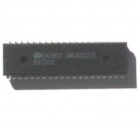 Circuito Integrado Microcontrolador 80C31 (DMC60C31-DC97)