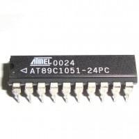 Circuito Integrado Microcontrolador AT89C1051-24PC