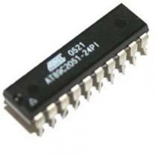 Circuito Integrado Microcontrolador AT89C2051-24PU