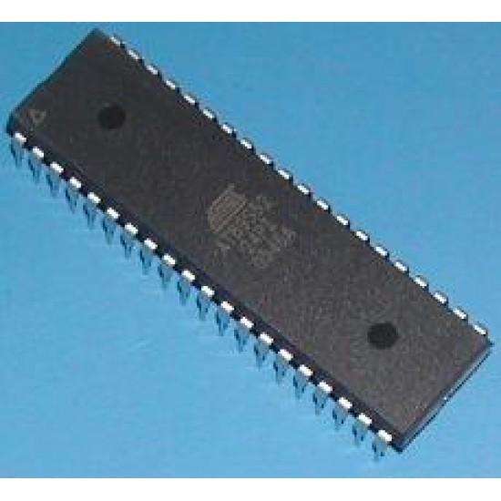 Circuito Integrado Microcontrolador AT89S52-24PU