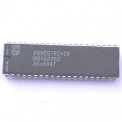 Circuito Integrado Microcontrolador P89C51RC+IN