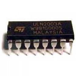 Circuito Integrado ULN2003 (Driver 7 Canais)