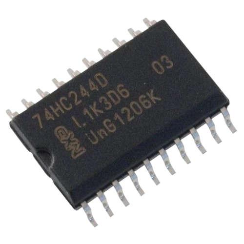 Circuito Integrado 74HC244 SMD (SN74HC244D)