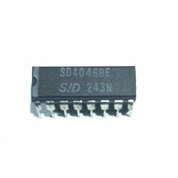 Circuito Integrado CD4046/ SD4046BE