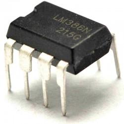 Circuito Integrado LM386N