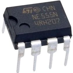 Circuito Integrado LM555 (NE555/NE555P)