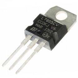 Circuito Integrado LM7805 - Regulador de Tensão de 5V