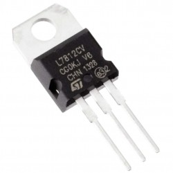 Circuito Integrado LM7812 (MC7812CV)